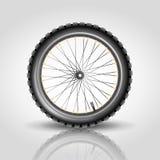 Колесо велосипеда иллюстрация штока
