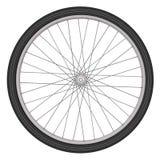 Колесо велосипеда бесплатная иллюстрация