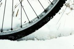 Колесо велосипеда Стоковая Фотография RF