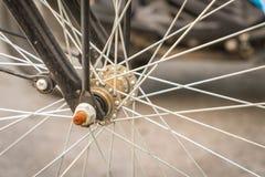 Колесо велосипеда Стоковые Изображения