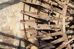Колесо водяной мельницы Стоковая Фотография