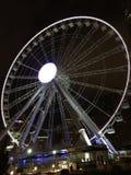 колесо замечания Гонконга Стоковое фото RF