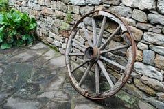 Колесо колесницы Стоковые Фото