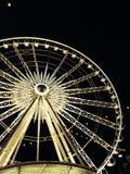 колесо неба Стоковые Изображения