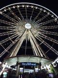 колесо неба Стоковое Изображение RF