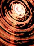 колесо ночи движения ferris нерезкости цветастое Стоковые Фото