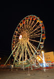 колесо парка ferris занятности Стоковая Фотография