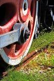 Колесо парового двигателя Стоковая Фотография RF