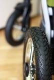Колесо прогулочной коляски Стоковое фото RF