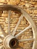 Колесо тележки Стоковая Фотография RF