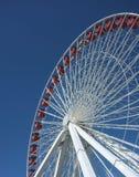 Колесо Чикаго Ferris стоковые фотографии rf