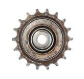 Колесо шестерни велосипеда Стоковая Фотография RF