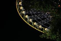 Колесо Bellevue Ferris Стоковая Фотография