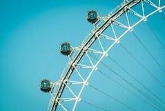 колесо ferris исполинское Стоковое Изображение RF