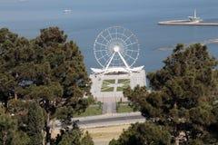 Колесо Ferris набережная Стоковые Изображения RF