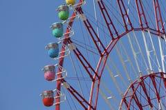 Колесо ferris токио стоковые изображения