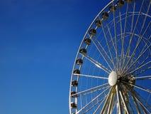 Колесо Ferris фронта воды Сиэтл Стоковая Фотография RF
