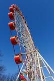 Колесо Ferris. Стоковая Фотография