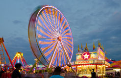 Колесо Ferris 2 Стоковое Изображение