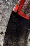 Колесо Laxey, остров Мэн Стоковые Изображения RF