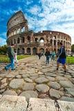 Колизей, Рим. Стоковая Фотография RF