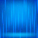 Кодовые номера Binary концепции Binary алгоритма Стоковое Изображение RF