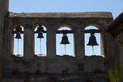 4 колокола полета на полете Стоковые Изображения