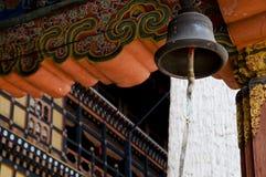 Колокол - Бутан Стоковое фото RF