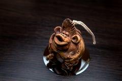 Колокол глины handmade Стоковые Фотографии RF