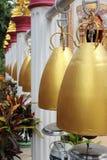 колокол золотистый Стоковая Фотография