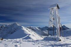 Колокол мемориала Tatra стоковое изображение rf
