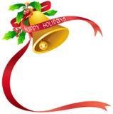 Колокол рождества Стоковое Фото