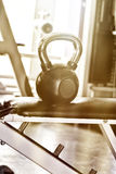 Колокол чайника фитнеса Стоковые Фото