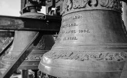 Колоколы веселого кладбища стоковое изображение rf