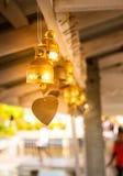 колоколы золотистые Стоковая Фотография RF