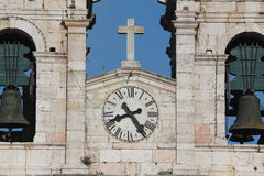 колоколы и вахта Стоковое Изображение