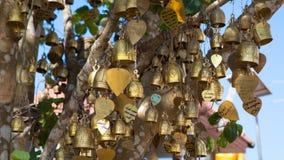 Колоколы Таиланд Стоковое Фото