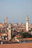 Колокольни в Венеции Стоковые Фото