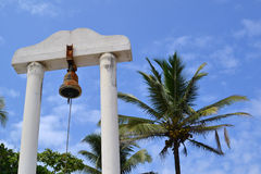 Колокольня в Галле (Шри-Ланка) Стоковые Фотографии RF