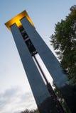 Колокольня карильона, колокольня, Tiergarten, Берлин Стоковое Изображение RF