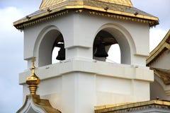 Колокольня православной церков церков стоковые изображения rf