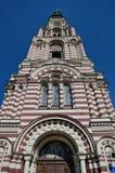Колокольня собора аннунциации в Харькове Стоковое Фото