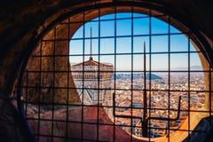 Колокольня di Giotto, Италия Стоковое Изображение RF