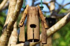 Колокол Woody племенного Стоковое Изображение
