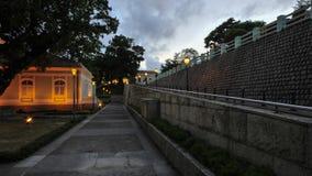 колониальная дом macau Стоковое фото RF