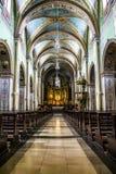 Колониальная церковь Стоковые Изображения
