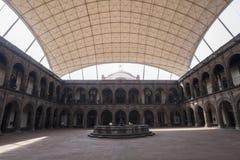 Колониальное здание стоковое фото rf