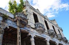 Колониальный городок Pinar del RÃo, Куба Стоковое Изображение