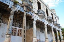 Колониальный городок Pinar del RÃo, Куба Стоковое Фото
