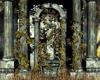 Колоннада Аркадии бесплатная иллюстрация